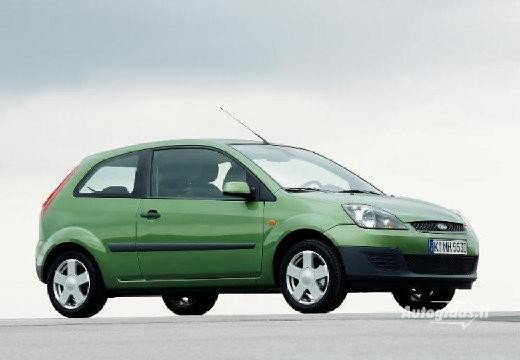 Ford Fiesta 2005-2006