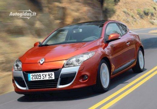 Renault Megane 2010-2011
