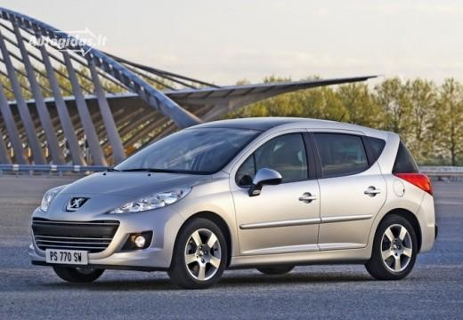 Peugeot 207 2010-2011