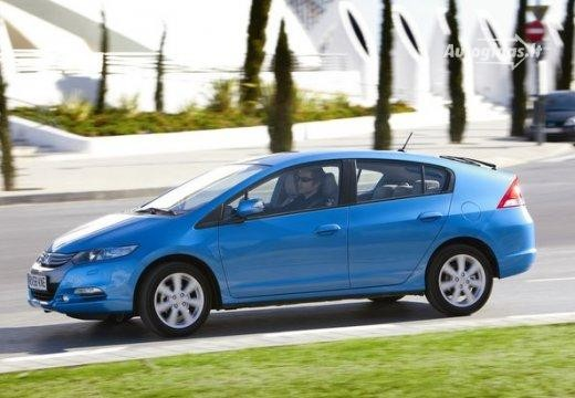 Honda Insight 2011-2012