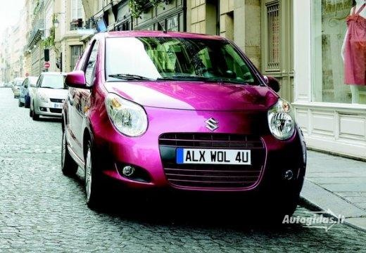Suzuki Alto 2011-2013