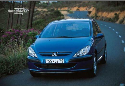 Peugeot 307 2002-2003