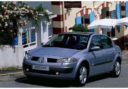 Renault Megane 2004-2005