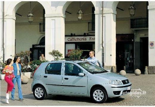 Fiat Punto 2005-2006