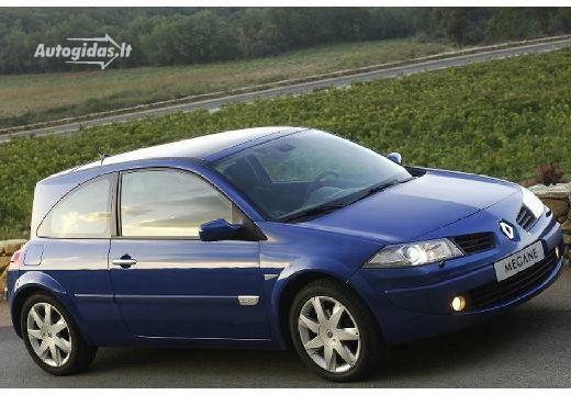 Renault Megane 2006-2007