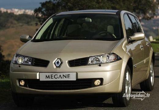 Renault Megane 2006-2008