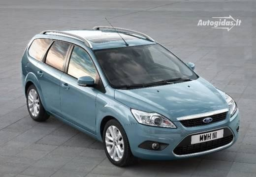 Ford Focus 2007-2009