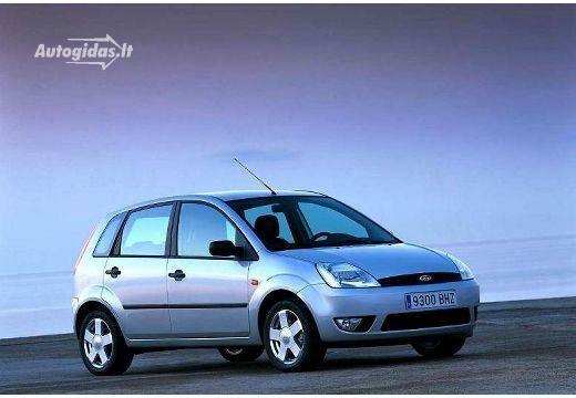 Ford Fiesta 2004-2005