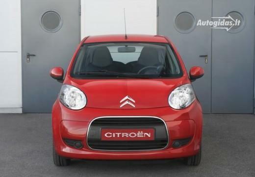 Citroen C1 2009-2012