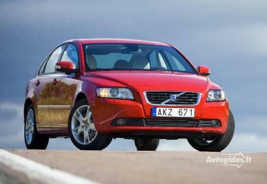 Volvo S40 2009-2011