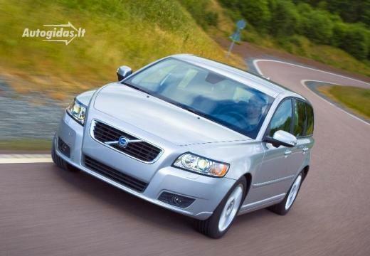 Volvo V50 2010-2011