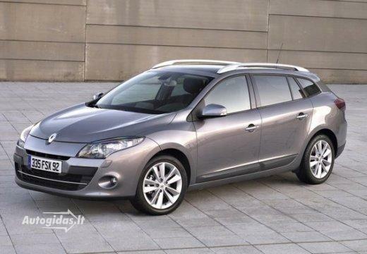 Renault Megane 2010-2012
