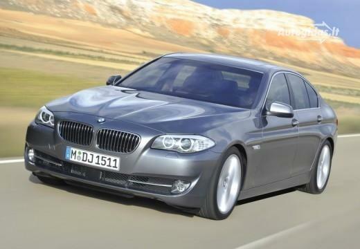 BMW 520 2011-2017