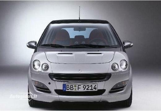Smart Forfour 2005-2006