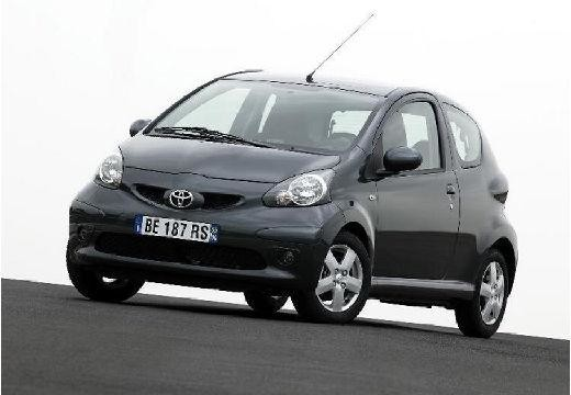 Toyota Aygo 2005-2009