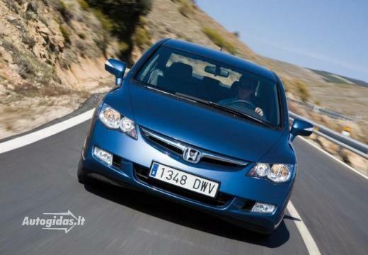 Honda Civic 2006-2007
