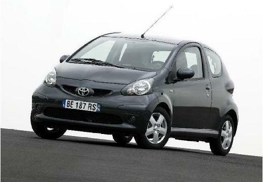 Toyota Aygo 2007-2009