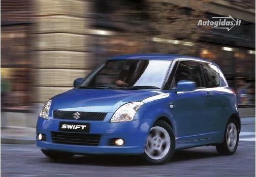 Suzuki Swift 2007-2011