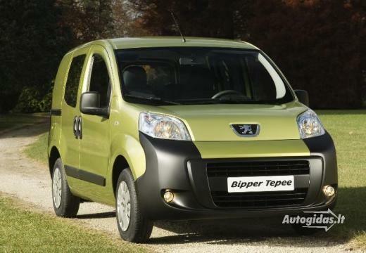 Peugeot Bipper 2008-2009