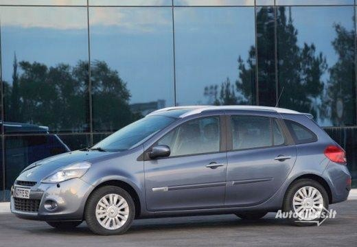 Renault Clio 2009-2010