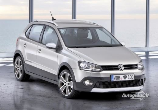 Volkswagen Polo 2010-2013