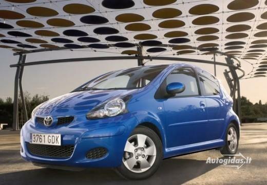 Toyota Aygo 2010-2012