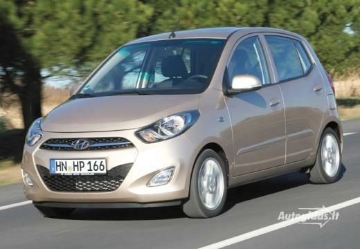 Hyundai i10 2011
