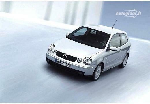 Volkswagen Polo 2001-2005
