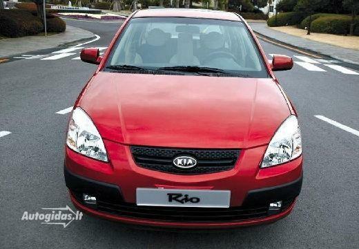 Kia Rio 2006-2008