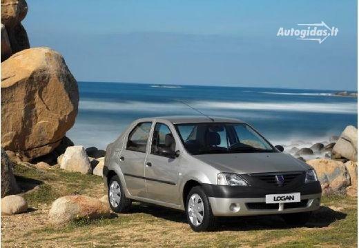 Dacia Logan 2006-2008