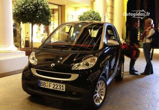 Smart Fortwo 2007-2008