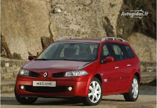 Renault Megane 2007-2009