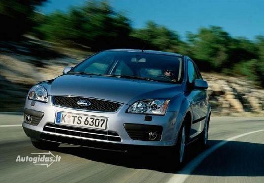 Ford Focus 2007-2008