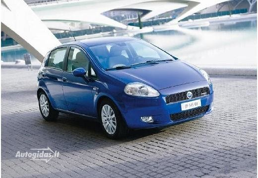 Fiat Punto 2008-2009