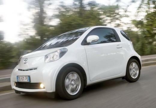 Toyota iQ 2009-2010