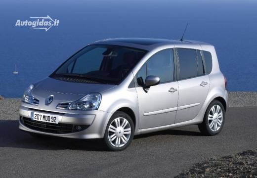 Renault Modus 2008-2010