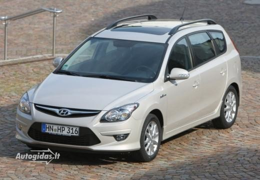 Hyundai i30 2010-2012