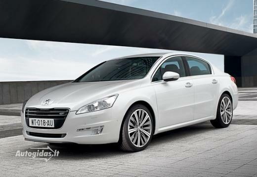 Peugeot 508 2011-2013