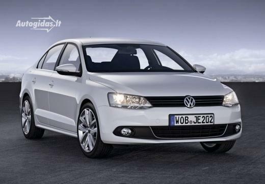 Volkswagen Jetta 2011-2013