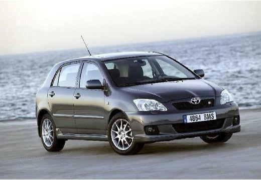 Toyota Corolla 2004-2005