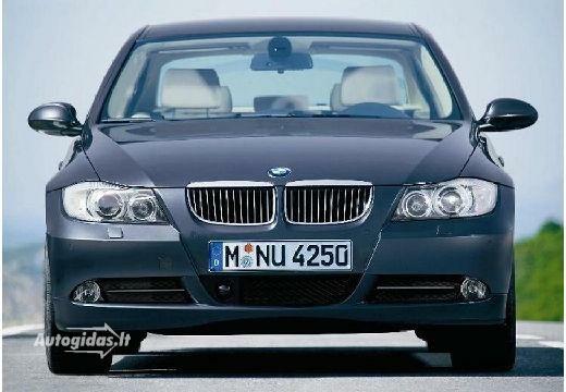 BMW 320 2007-2008
