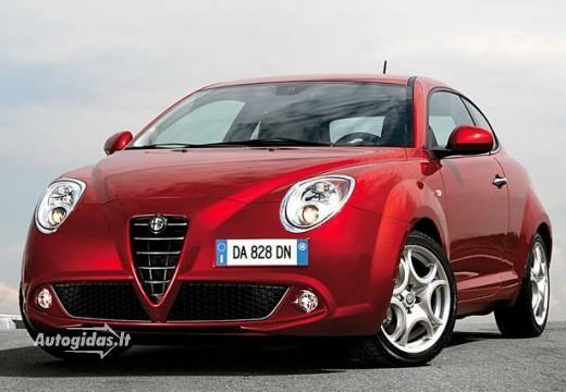 Alfa-Romeo Mito 2008-2011
