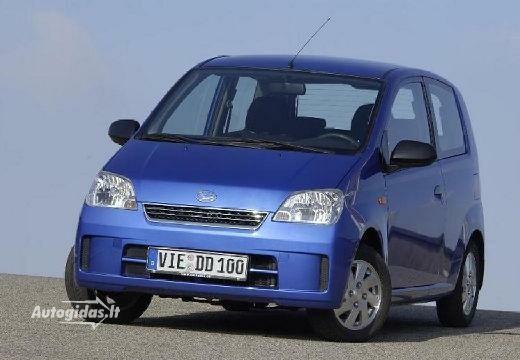 Daihatsu Cuore 2003-2007