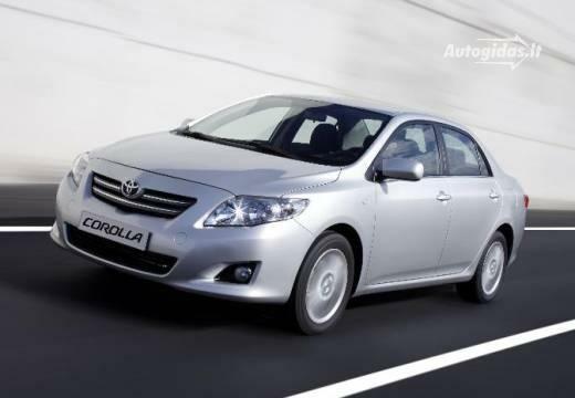 Toyota Corolla 2009-2010
