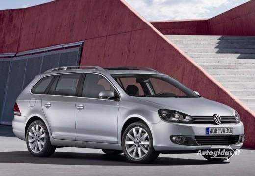 Volkswagen Golf 2009-2012