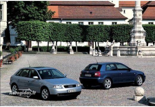 Audi A3 2000-2001