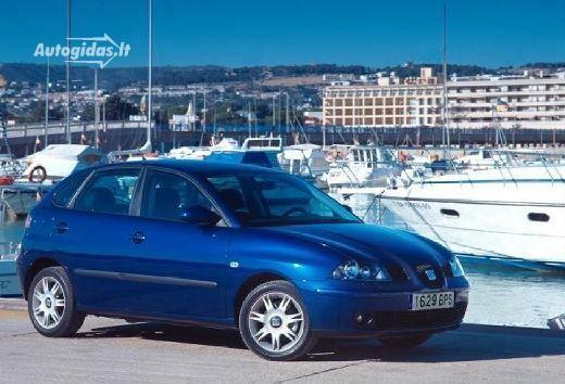 Seat Ibiza 2002-2004