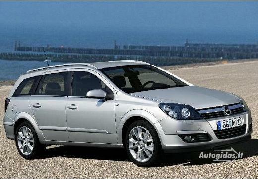 Opel Astra 2004-2005