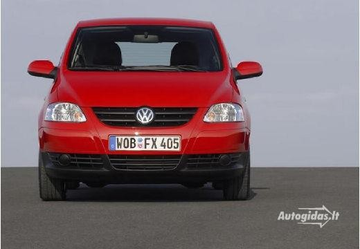Volkswagen Fox 2006-2010