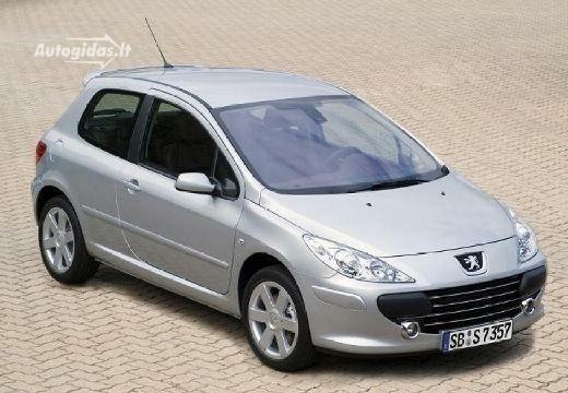 Peugeot 307 2005-2008